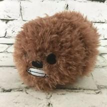 Disney Star Wars Chewy Chewbacca Wookie Plush Tsum Tsum Stuffed Animal S... - $14.84