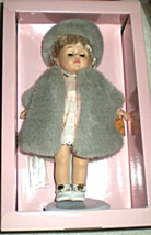 Ginny Doll  With Fur Hat & Coat -Vogue Doll  (Vintage 1995)  - $44.95