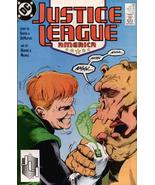 JUSTICE LEAGUE #33 (1989) NM! - $1.00