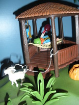 RARE Vintage Playmobil #3799 Pirates' Secret Island Comp. w/Box/ EXC! (retired) image 4