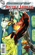 JUSTICE LEAGUE: GENERATION LOST #11 NM! - $1.00
