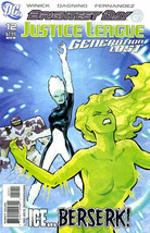 JUSTICE LEAGUE: GENERATION LOST #12 NM! - $1.00