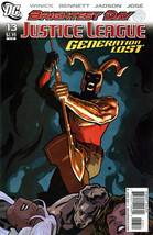 JUSTICE LEAGUE: GENERATION LOST #13 NM! - $1.00