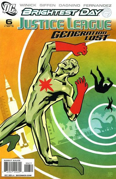 Justice league generation lost  6