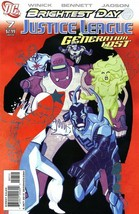 JUSTICE LEAGUE: GENERATION LOST #7 NM! - $1.00