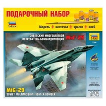 1/72 Russian MIG-29 Fulcrum Multirole Fighter Aircraft Model Zvezda 7208 - $29.00