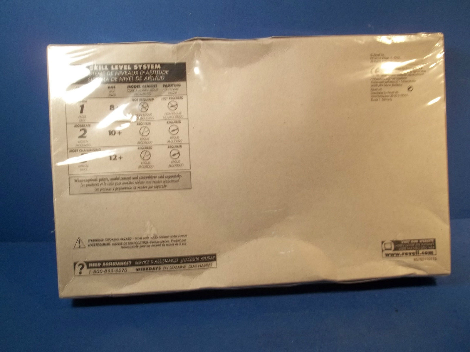 REVELL 1/48 Scale P-51D Mustang Model Kit NO. 85-5241 SEALED IN PLASTIC
