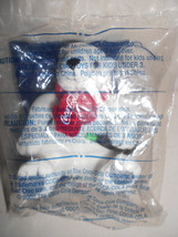 MCDONALDS 2002 COCA COLA HOLIDAY POLAR BEAR - $2.99