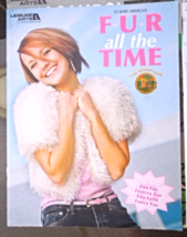 "Vintage Knitting Patterns- Knit Designs Fur All The TIme"" 2005   #5110 - $5.49"