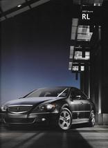 2007 Acura RL sales brochure catalog US 07 Honda Legend SH-AWD - $10.00
