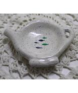 Vintage MOD Retro Tea Pot Shaped Fish Design TEA BAG REST Holder - $7.00
