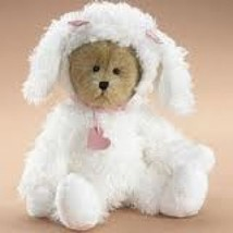 "Boyds Bears ""Poodles""  10"" Plush Bear-  #918675  -NWT- Retired - $24.99"