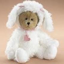 "Boyds Bears ""Poodles""  10"" Plush Bear-  #918675  -NWT- Retired - $24.99"