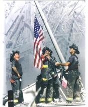 Ground Zero World Trade Center 9-11 Vintage 11X14 Color Political Photo - $14.95