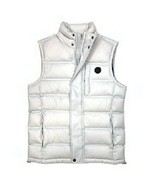 TIMBERLAND A1MLX-M29 MEN'S LIGHT GREY QUILTED DOWN FILL VEST $139. - €52,01 EUR