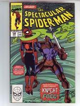 Spectacular Spider-Man #166 July 1990 Marvel Comics - VF - $1.67