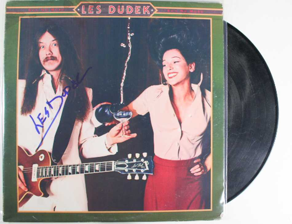 "Primary image for Les Dudek Signed Autographed ""Say No More"" Record Album"