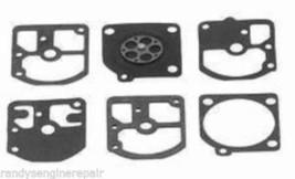 Genuine Zama GND-2 C1S Carburetor Diaphragm & Gasket Kit - $14.99