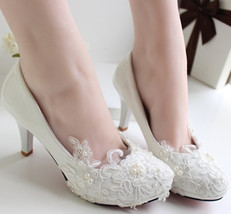 Bridal Shoes,Evening Shoes,Womens Bridal Shoes,Womens Bridal Heels,Weddi... - £38.61 GBP