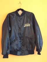 NWOT Promotional Varsity Jacket DNS Automotive NGK SparkPlug Blue SZ M - $59.39
