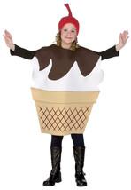 KIDS Ice Cream Sundae Costume TOO CUTE AND NO CALORIES HAHA NEW - $38.61