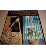 Macrame: Knotting Your Own Personal and Decorative Accessories - $5.00