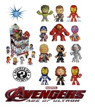 1 Funko Mystery Mini Marvel AVENGERS AGE OF ULTRON  Blind Box *IN STOCK* - $3.96