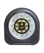 Boston Bruins Compact Travel Alarm Clock (Battery Included) - NHL Hockey - $9.95