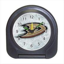 Anaheim Ducks Compact Travel Alarm Clock (Battery Included) - NHL Hockey - $9.95