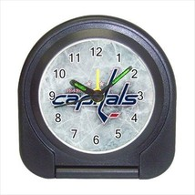 Washington Capitals Compact Travel Alarm Clock (Battery Included) - NHL ... - $9.95