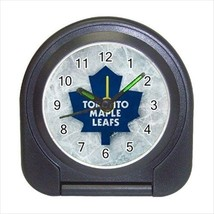 Toronto Leafs Compact Travel Alarm Clock (Battery Included) - NHL Hockey - $9.95