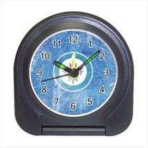 Winnipeg Jets Compact Travel Alarm Clock (Battery Included) - NHL Hockey - $9.95