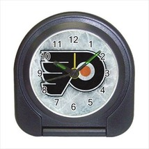 Philadelphia Flyers Compact Travel Alarm Clock (Battery Included) - NHL Hockey - $9.95