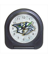 Nashville Predators Compact Travel Alarm Clock (Battery Included) - NHL ... - $9.95