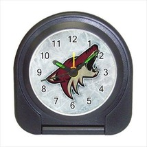 Arizona Coyotes Compact Travel Alarm Clock (Battery Included) - NHL Hockey - $9.95