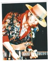 Stevie Ray Vaughan 6C Jazz Rock Music Vintage 8X10 Color Memorabilia Photo - $6.99