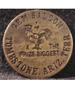 """Brothel Reproduction Love Token From: """"The Gem Saloon""""- (sku#3162) - $7.99"""