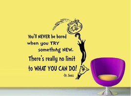 You'll Never Be Bored- Dr. Seuss - $20.48