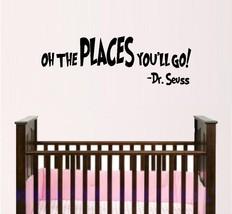 Oh The Places #2 - Dr. Seuss - $15.48