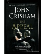 THE APPEAL  by JOHN GRISHAM - 2008 - PAPERBACK - $2.99