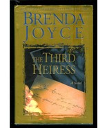 THE THIRD HEIRESS   by BRENDA JOYCE - HARDCOVER BOOK - 1999 - FIRST EDITION - $2.99