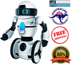 WowWee - MiP the Toy Robot - Gesture Based Controls - White - $120.37