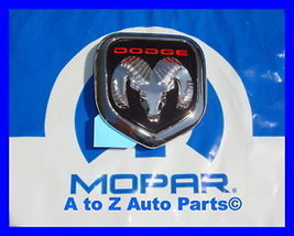 NEW 98-03 Dodge Dakota, Durango Hood Emblem / Medallion,OEM Mopar - $42.95