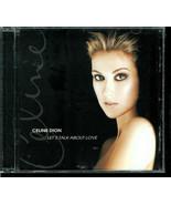 CELINE  DION  * LET'S TALK LOVE *  CD - $3.00