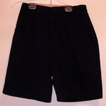 Lee Casuals  *Shorts*  Dark Blue   12 Medium   100% Cotton - $5.99