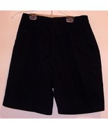 LEE CASUALS  *SHORTS*  DARK BLUE - 12 MEDIUM - 100% COTTON - $5.99