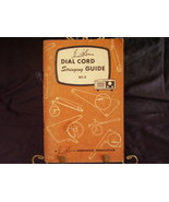 Sams Dial Cord Stringing Guide DC-3 - $10.00
