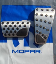 NEW 2009-2015 Dodge RAM Auto Pedal Pads / Accent Kit, OEM Mopar - $112.95