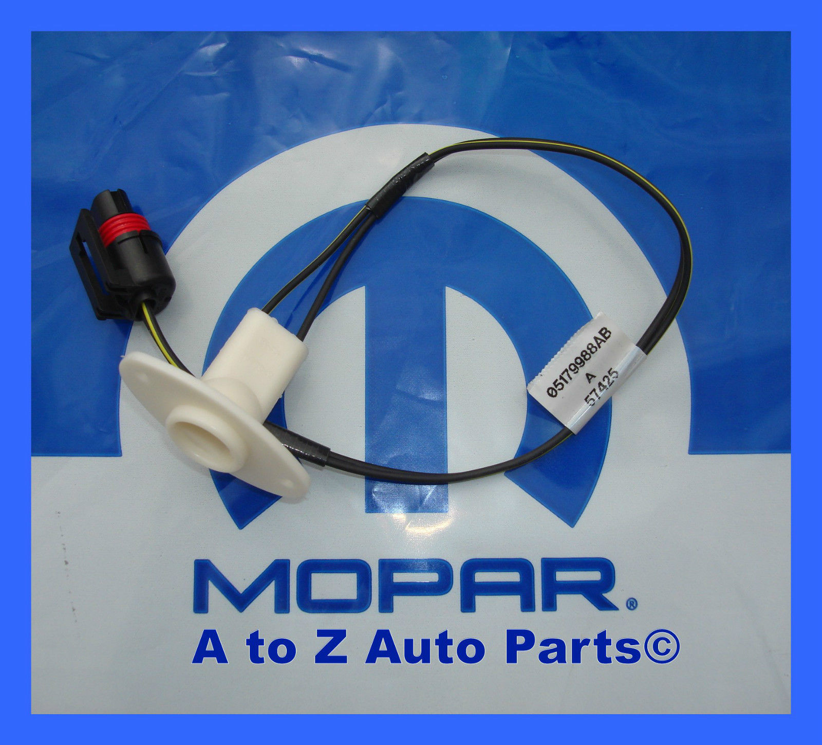 Mopar License Plate 20 Listings Vintage Wiring Harness New 1994 2001 Dodge Ram Lamp Oem 1695