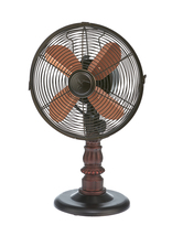 "DecoBreeze Kipling 19"" Table Fan - DBF6126 - $77.00"